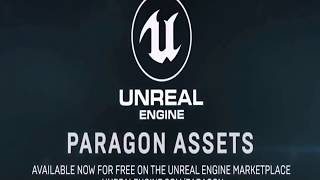 Entire Epic Games Paragon Assets Worth $12 Million Released for Free on Unreal Engine Marketplace