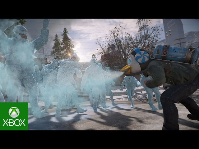 Dead Rising 4 Accolades Trailer