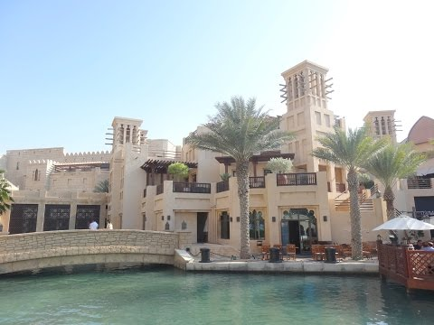 Madinat Jumeirah Resort - Dubai, UAE
