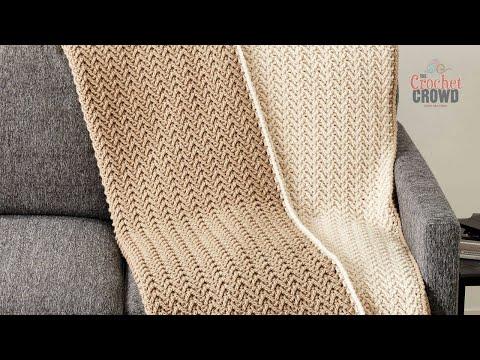 Crochet Arrow Stitch Youtube
