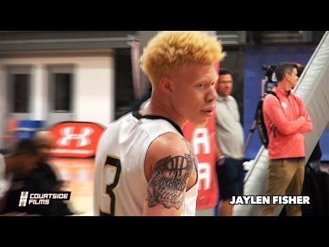 Jaylen Fisher (2016) Team Thad Mixtape