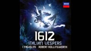 """Giovanni Gabrieli - Magnificat à 28 """"col Sicut Locutus in echo""""."""