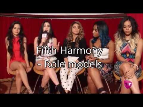 Fifth Harmony - I Smile because of you (Part 2 - Role models)