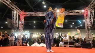Nihon Buyo par Mimiko SAKO HeroFestival 2015 Communiquaction.fr.