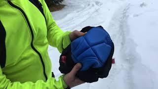 Test Gore base layer windstopper boxer shorts