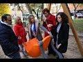 VÍDEO/Siete parques de la capital se convierten en inclusivos