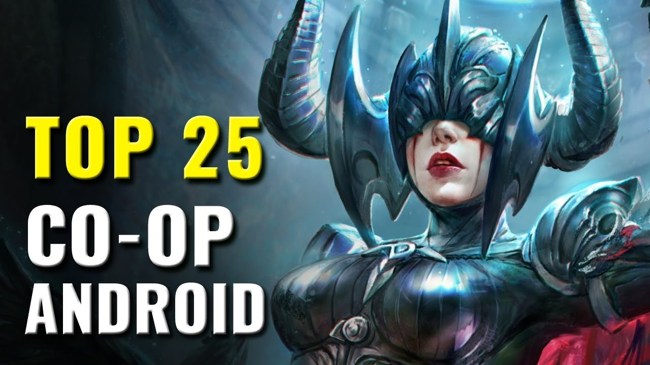 Top 25 Android COOP Games of All Time