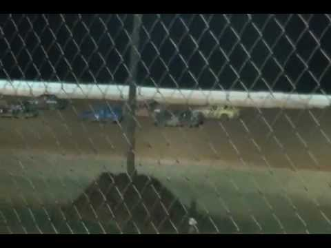 July 7, 2012 Deep South Speedway, Bomber division, Feature Race