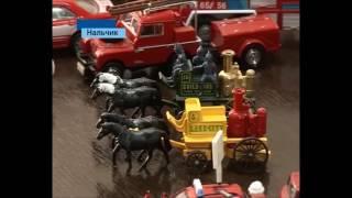 Моя коллекция масштабных моделей пожарных машин