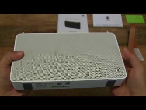 GGMM E5 Wi-Fi and Bluetooth Smart Speaker
