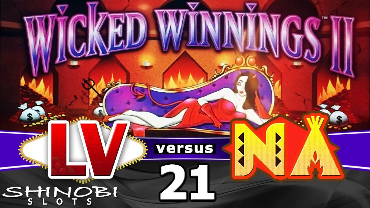 winnings ii slot machine