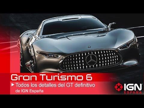 Gran Turismo 6 y todos sus detalles a fondo