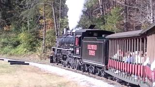 Dollywood train whistle