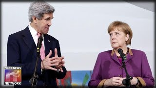 WHOA! John Kerry SHOCKS World With Warning To Europe NO ONE Expected - Merkle is Going to HATE IT!