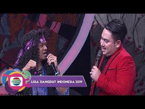 PANAS!! Candil Ditantang Nassar Joget Dangdut   LIDA 2019