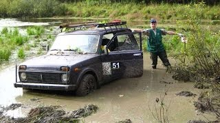 #867. Lada Niva 4x4 Rally [RUSSIAN CARS]
