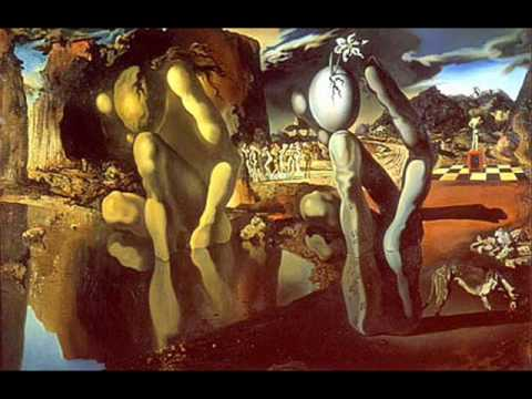 Salvador Dali Paintings (Some of his best)