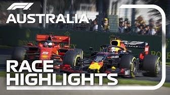 2019 Australian Grand Prix: Race Highlights