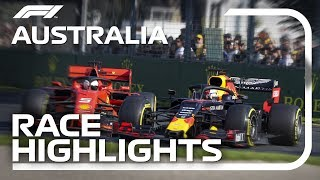 2019 Australian Grand Prix: Race Highlights thumbnail
