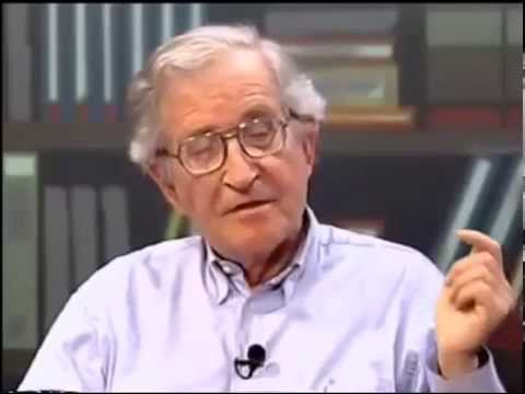Noam Chomsky - The Crimes of U.S. Presidents