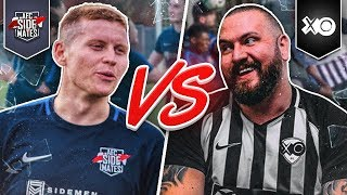 AFC SIDEMATES vs XO FC