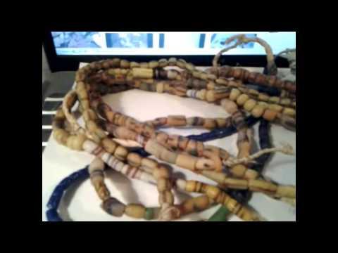 Pestleman1951's African Trade Beads