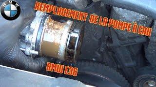 Remplacement de la pompe à eau - [BMW E36]