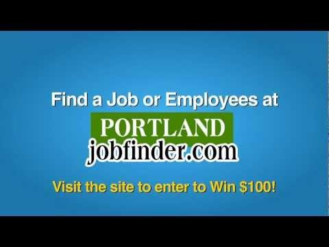 Looking for a Job or Employees in Portland? PortlandJobFinder.com