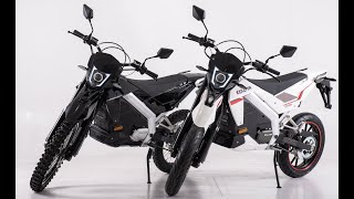 Новинка 2019 - кроссовый электро мотоцикл Kollter ES-1 Эндуро от Eco Koleso