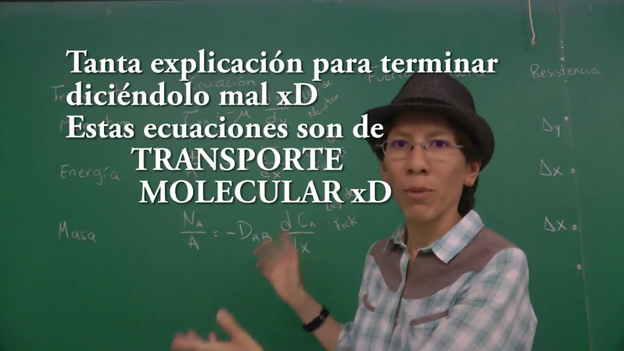 1. ¿Por qué los ingenieros químicos estudiamos fenómenos de transporte?
