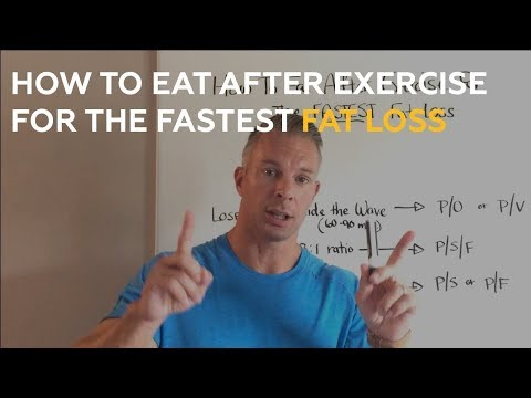 how-to-eat-after-exercise-for-the-fastest-fat-loss