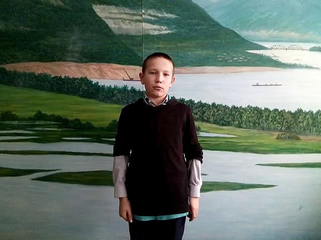 Изображение предпросмотра прочтения – ВячеславМедведев читает произведение «Мой север» И.И.Галашевой (Асеевой)