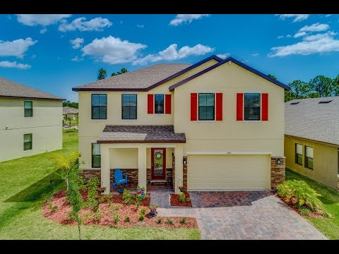 883 Musgrass Circle | Video Tour | Sawgrass Lakes | Home For Sale
