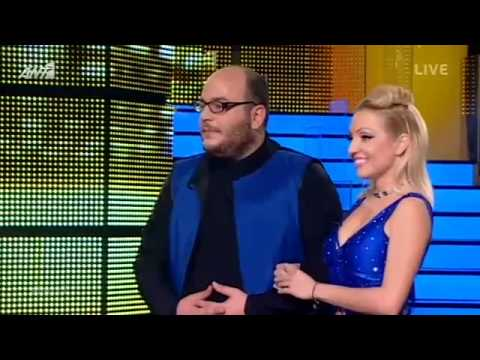 Dancing With The Stars 5 - LIVE 6 - Κυριακή 30/11/2014