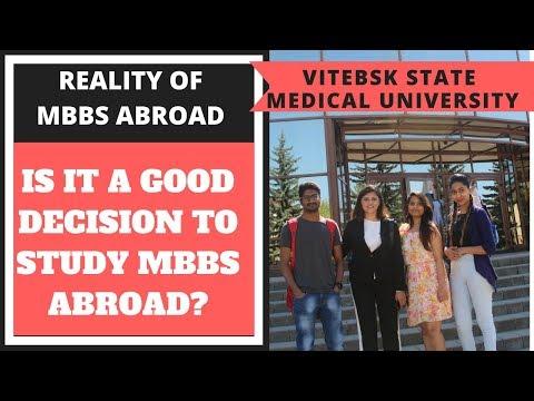 Indian Student at Vitebsk State Medical University   Yukti Belwal 2018