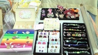 Lindsays Craft Fair Booth 2013