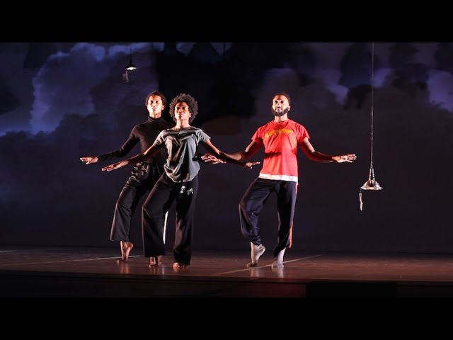 Talking Dance: Kyle Abraham