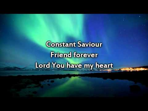 Hillsong - All My Hope - Instrumental with lyrics