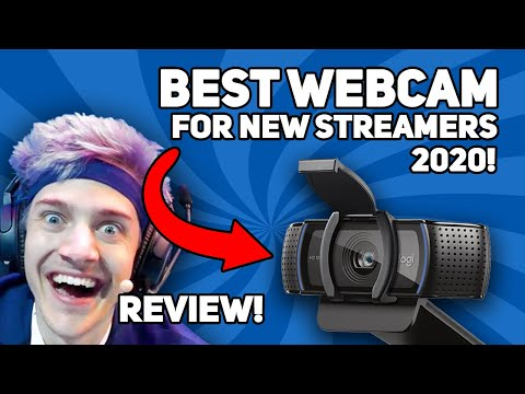 BEST WEBCAM FOR