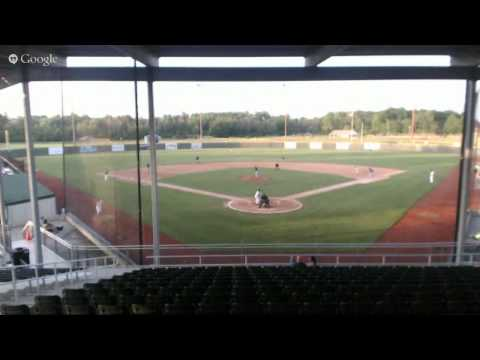 Xenia Scouts at Northern Ohio Baseball Club (Game 2) 6-22-15 The Pipeyard