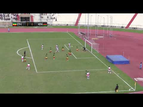 2018 FIFA WU20 World Cup Qualifiers 17th September 2017 Ethiopia vs Kenya Match Highlights