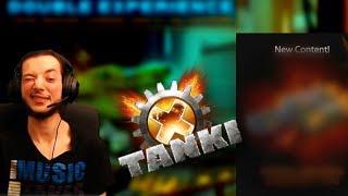 Tanki X / კონტეინერები და LP