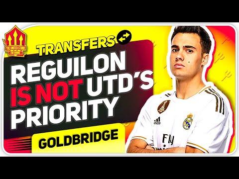 Reguilon Transfer Off? Sancho Transfer Latest! Man Utd Transfer News