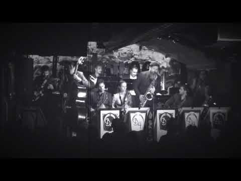 ¨The Hammer¨ by Red Prysock, Barcelona Big Blues Band (Artem Zhulyev tenor saxophone solo)