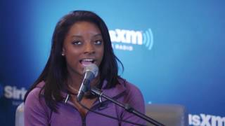 Simone Biles on Meeting Zac Efron // SiriusXM // Radio Andy