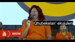 Qhubekelani ekujuleni by GNF Choir @Moses Mabhida