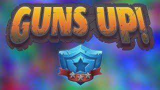 GUNS UP! - Wave 500