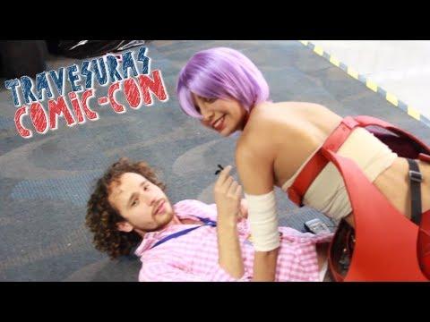 Travesuras en la Comic-Con | La Mole 2014