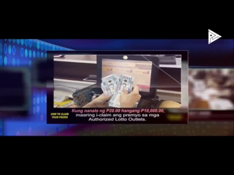 PCSO 11 AM Lotto Draw, May 21, 2018