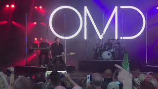 OMD Electricity 1976 — Let's Rock Norwich 2018 Closing song 🙌